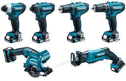 Makita-12V-CXT-Cordless-Power-Tools