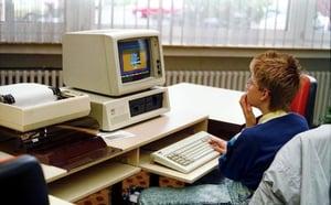 Vintage IBM-PC
